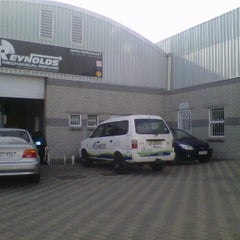 Photo taken at Reynolds Autocare www.reynoldsauto.co.za by Cheryl G. on 9/26/2011