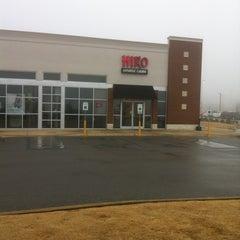 Photo taken at Hiro by Jana G. on 1/22/2012