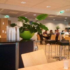 Photo taken at CSM canteen by Dominique L. on 10/11/2011