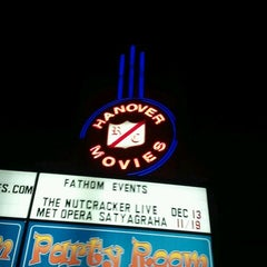 Photo taken at R/C Movies Hanover 16 by Alex H. on 11/20/2011
