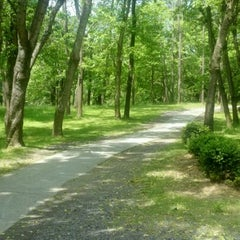 Photo taken at River Walk Trail by Felicia T. on 4/25/2012