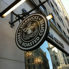 Photo taken at Starbucks by Vasiliy K. on 2/26/2012