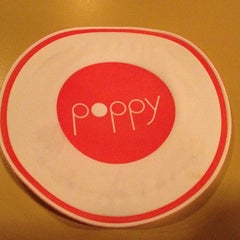Photo taken at Poppy by Felice L. on 4/6/2012