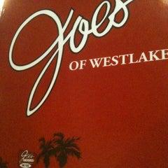 Photo taken at Joe's of Westlake by PeaRey on 8/4/2011