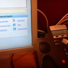 Photo taken at Sala 12 de ECC by Alejandro P. on 3/16/2012