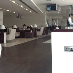 Photo taken at Golden Falcon Lounge by Nahid A. on 3/26/2012