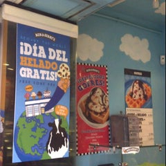 Photo taken at Ben & Jerry's by RedBite on 4/3/2012