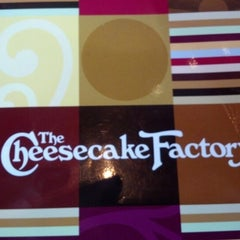 Photo taken at The Cheesecake Factory by Ms. Furious Styles on 9/1/2012