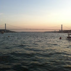 Photo taken at Sumahan On The Water Hotel Istanbul by Levent E. on 7/23/2011