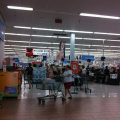 Photo taken at Walmart Supercenter by Kendal R. on 8/11/2012