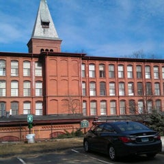 Photo taken at Springville Mill Apartments by Matthew T. on 2/8/2012