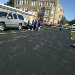 Photo taken at Delavan Elementary School by Chris S. on 9/5/2011