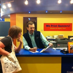 Photo taken at Cedar Printing by Alison F. on 8/22/2011