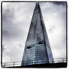 Photo taken at London Bridge Bus Station by Ulises C. on 9/12/2012