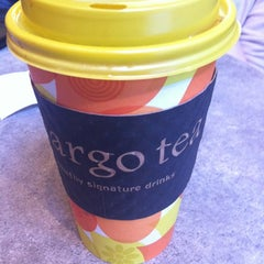 Photo taken at Argo Tea by Peter D. on 2/20/2012