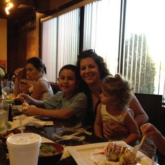 Photo taken at UMI Japanese Steakhouse by Thomas B. on 6/28/2012