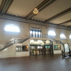 Photo taken at Hartford Union Station (HFD) - Amtrak by Cem A. on 7/8/2012