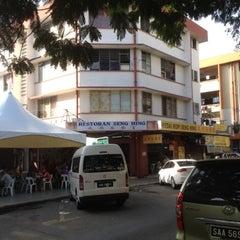 Photo taken at Seng Hing Coffee Shop by HP on 9/1/2012