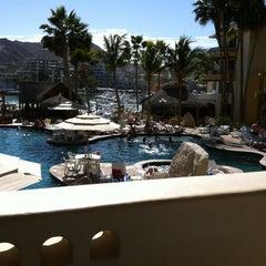 Photo taken at Marina Fiesta Resort & Spa by Alfredo M. on 4/5/2012