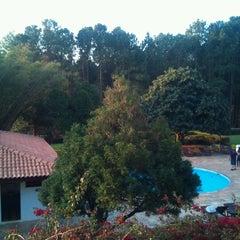 Photo taken at Hotel Alpino by Carlos Eduardo K. on 8/17/2012
