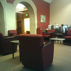 Photo taken at Indiana Memorial Union by David C. on 4/18/2012