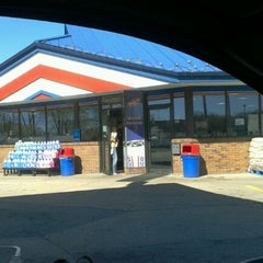 Photo taken at Wesco Inc. Gas Station by Julie M. on 4/6/2012