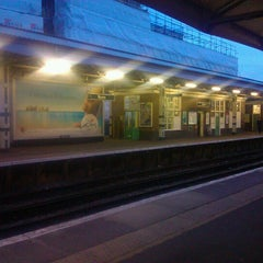 Photo taken at Epsom Railway Station (EPS) by John M. on 8/16/2012