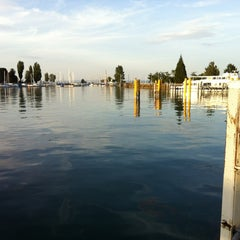 Photo taken at Romanshorn Hafen by Stefan H. on 7/18/2012