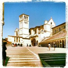 Photo taken at Basilica di San Francesco by Paride R. on 8/10/2012