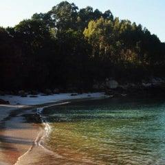 Photo taken at Praia de Castiñeiras by María José R. on 7/31/2012