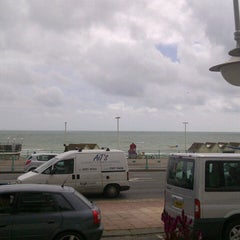 Photo taken at Holiday Inn Brighton - Seafront by Jameel K. on 7/13/2012