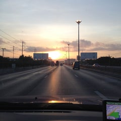 Photo taken at ศูนย์บริการทางหลวง ขาออก (Motorway Service Center - Outbound) by Ananpol S. on 3/7/2012