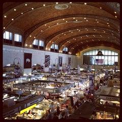 Photo taken at West Side Market by John R. on 6/6/2012