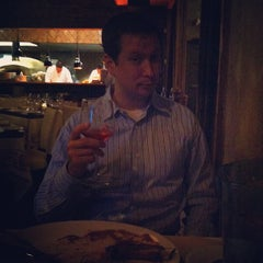 Photo taken at La Fiorentina Tuscan Grill by Candice K. on 3/17/2012