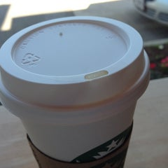 Photo taken at Starbucks by Andrew B. on 6/8/2012