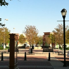 Photo taken at The Shops at White Oak Village by Kevin L. on 4/3/2012