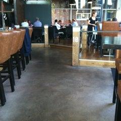 Photo taken at Harbour Café by Joop K. on 9/7/2012