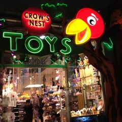 Photo taken at Crow's Nest Toys by Alex T. on 2/26/2012