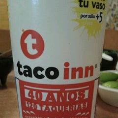 Photo taken at Taco Inn by Max M. on 6/23/2012