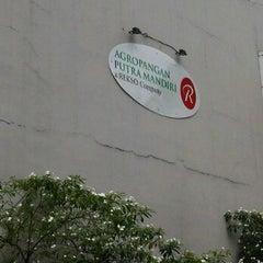 Photo taken at Kawasan industri sentul by Lusi G. on 2/17/2012
