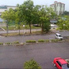 Photo taken at SMK Putrajaya Presint 16(1) by Mu'izz N. on 9/11/2012