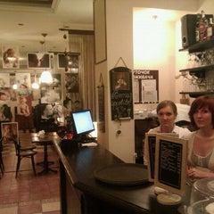 Photo taken at La Spezia ristorante by Denis I. on 11/14/2011