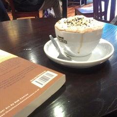 Photo taken at Caffè Nero by Aisyah J. on 6/13/2012
