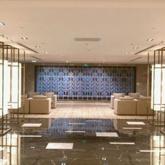 Photo taken at The Portman Ritz-Carlton, Shanghai by George A. on 6/23/2011