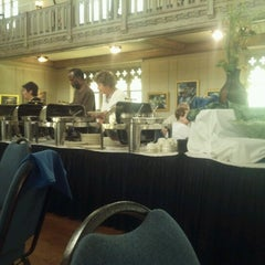 Photo taken at Clara's at the Cathedral Cafe by Jason M. on 7/13/2012