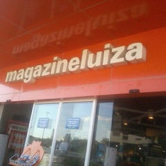 Photo taken at Magazine Luiza by Well P. on 5/29/2012