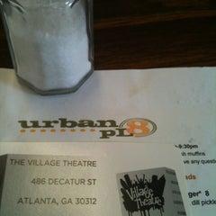 Photo taken at Urban pL8 by Chris C. on 10/23/2011