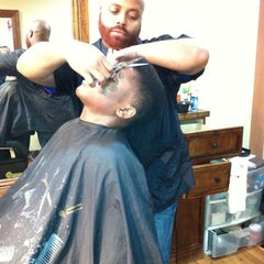 "Photo taken at Elite Cutz by "" TIM J. on 9/6/2011"