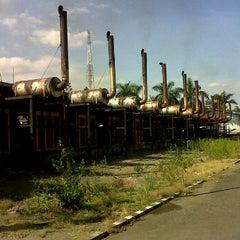 Photo taken at PLN Sektor Lombok- PLTD Ampenan by Ancus .. on 7/5/2011