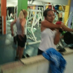 Photo taken at Fitness Club by Alex N. on 4/27/2012